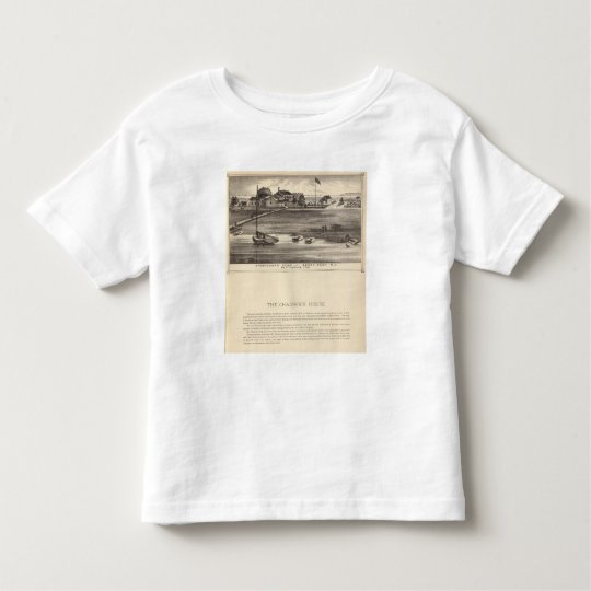 Sportsmans Home, Squan Beach, NJ Toddler T-shirt