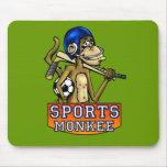 SportsMonkee mousepads