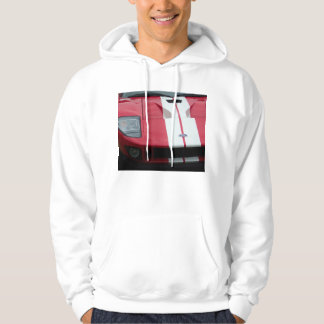 sportster front classic image hoodie