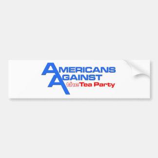Sporty AATTP logo on White Bumper Sticker
