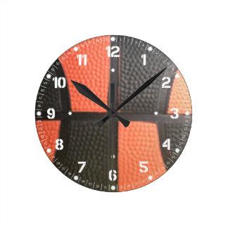 Sporty Basketball Medium Wall Clock