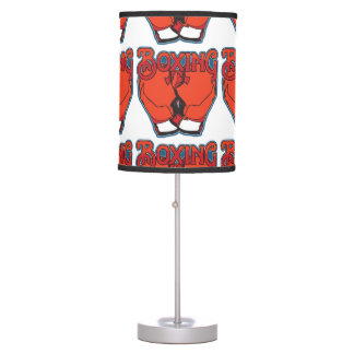 Sporty Boxing Desk Lamp