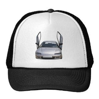 sporty car trucker hats
