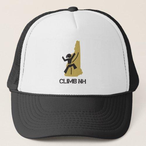 Sporty ClimbNH Rock Climber _Woman Trucker Hat