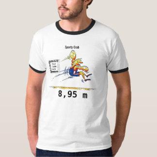 Sporty Crab - Long Jump shirt