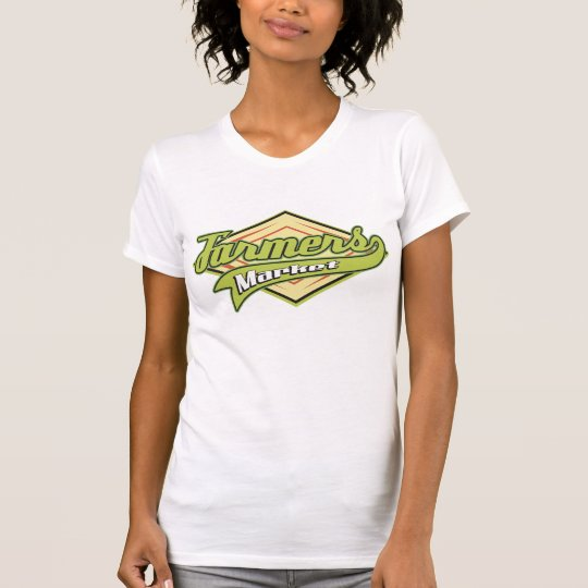 Sporty Farmers Market T-Shirt