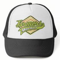 Sporty Farmers Market Trucker Hat
