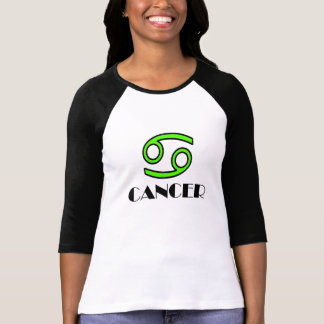 SPORTY GREEN CANCER T-Shirt