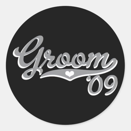 Sporty Heart Grey Groom 09 Stickers