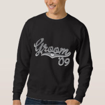 Sporty Heart Grey Groom 09 Sweatshirt