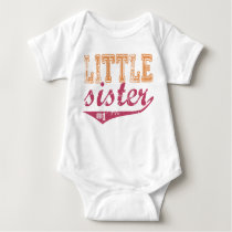 Sporty Little Sister T-Shirt