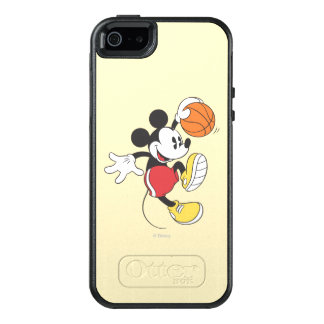 Sporty Mickey | Basketball Player OtterBox iPhone 5/5s/SE Case