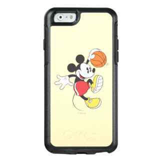 Sporty Mickey | Basketball Player OtterBox iPhone 6/6s Case