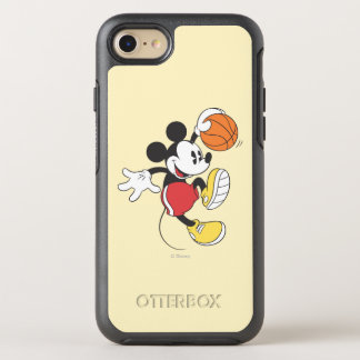 Sporty Mickey | Basketball Player OtterBox Symmetry iPhone 8/7 Case