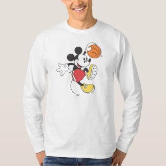Sporty Mickey | Basketball Player T-shirt