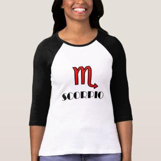 SPORTY RED SCORPIO T-Shirt