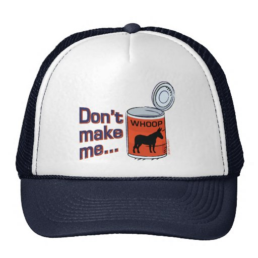 Sporty Slang - Don't Make Me Open Up a Can of...   Mesh Hats