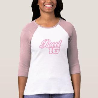 Sporty Sweet Sixteen Tee Shirts