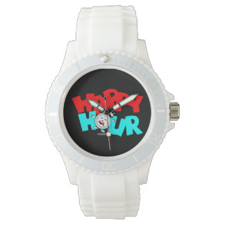Sporty Vacation Watch Happy Hour Fun & Playful