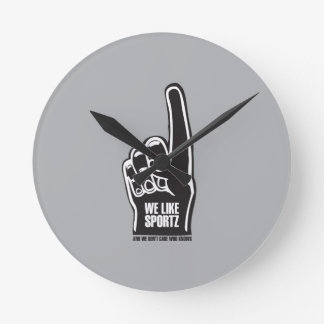 Sportz 2 relojes de pared