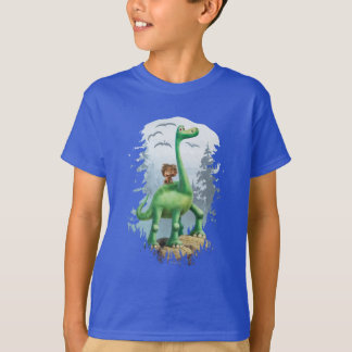 Spot And Arlo In Forest T-Shirt