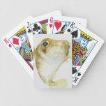Spot-fin porcupinefish (Diodon hystrix) Card Deck