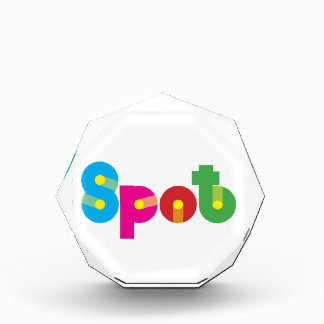 Spot Light Acrylic Award