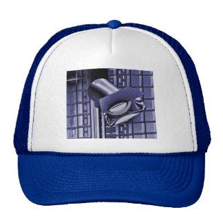 Spot Light, Blue/Grey Tint Trucker Hat