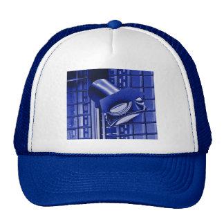 Spot Light, Royal Blue Tint Hat