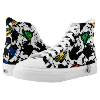 Spot On HT High-Top Sneakers
