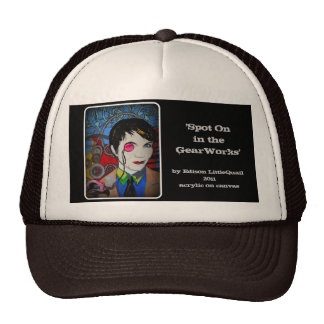'Spot On in the GearWorks' Trucker Hat