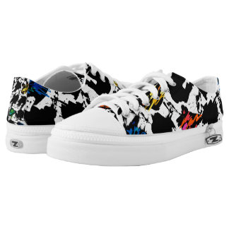Spot On LT Printed Shoes