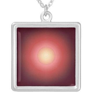 Spot Sun Pattern JAN 03 2011 MON necklace