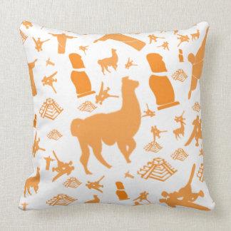 Spot the Llama Pillow