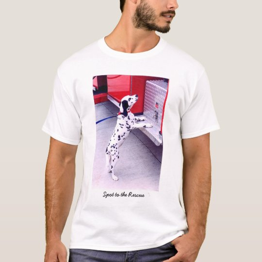 Spot to the Rescue T-Shirt