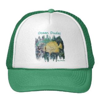 SpotfinButterflyfish Hat