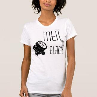 Spotlght, black, Men, in Tee Shirt