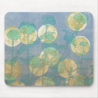 Spotlight Floral I Mouse Pad