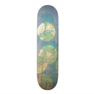Spotlight Floral I Skateboard