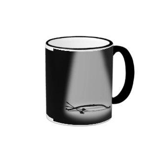 Spotlight on Cupid's Bow Ringer Coffee Mug