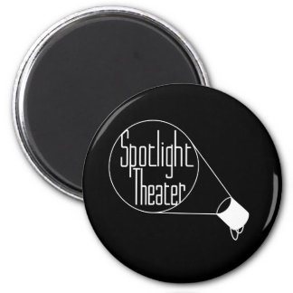Spotlight Theater Magnet