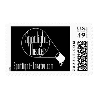 Spotlight Theater Stamps