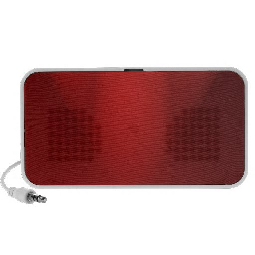 Spotlights-on-red-curtain529 SHINY RED GLOSSY SURF Notebook Speakers