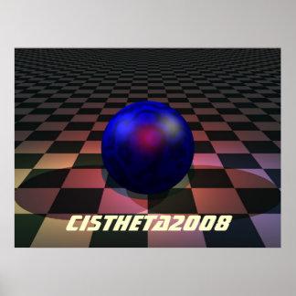 spotlite, cistheta2008 poster