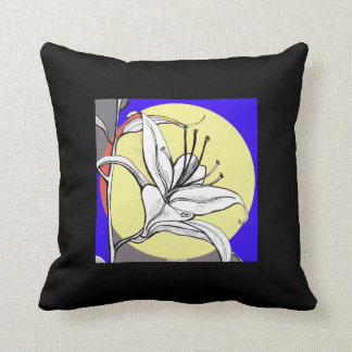 """""""SPOTLITE LILY"""" by CR SINCLAIR  Pillow"""