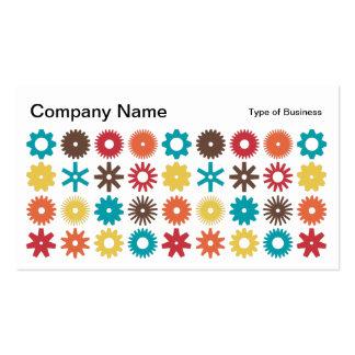 Spots - Colors 02 Business Card