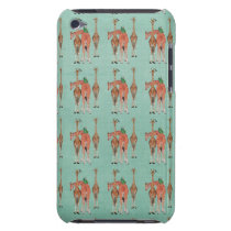 SPOTS & FEATHERS iPod Case