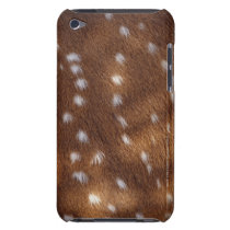 Spots on an animal iPod touch cover
