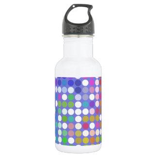 Spots Stainless Steel Water Bottle