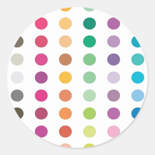 Spots Stickers